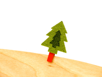 Toy Evergreen Tree 2