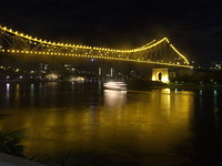 Brisbane @ Night