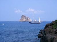 sail trough islands