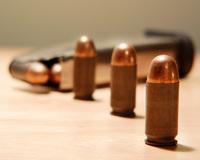 45 bullets