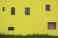 facade jaune
