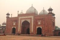 Taj Mahal West Gate