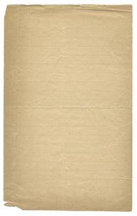 Vintage lined paper