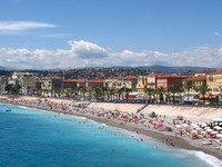 Coast of Nice