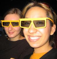 3D glasses 1