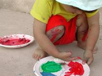 Little artist (part1)