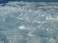 Lake Superior Frozen Over 4