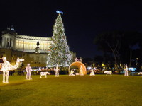 Rome Christmas Bethlehem
