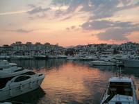 Puerto Banus Sunset 3