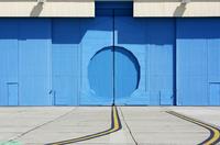 Blue Hangar