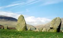 Standing stones/circle
