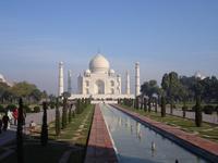 Taj Mahal, January 2006