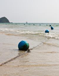 Blue buoy1