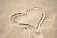 Sand heart 2