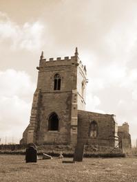 Derelict Church 4