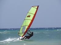 Jamaica Windsurfer 4