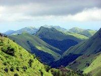 Hills,Mist,Clouds,Clody,Green,Greenary