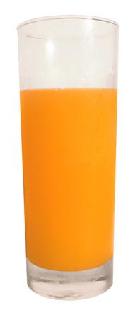 Glass of Orange Juice 1