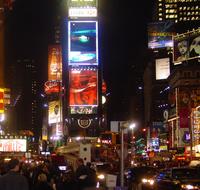 Broadway & Times Square Shot 2