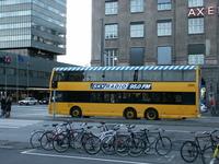 Bus in Copenhagen