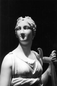 Greek Muse Terpsichore
