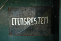 Old Mine: sign