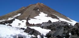 Peak of Teide (Tenerife - Teneriffa)
