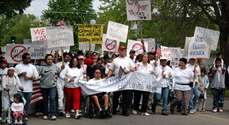 Immmigration Rally