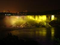 Niagara Falls at night 1