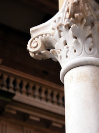 White Pillar, Newcastle, Austr