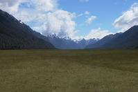 Plains, mountains
