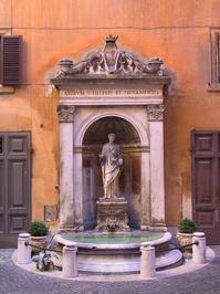 statue fontain