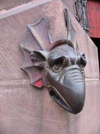 Face angle church