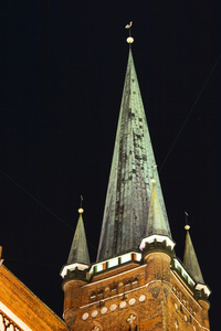 church in luebeck