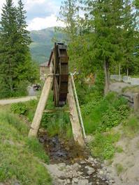 Canadian Water Wheel