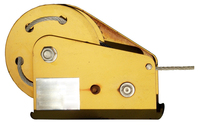 Yellow Winch