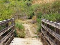 Quail Trail Footbridge