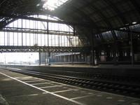 trainstation Amsterdam 1