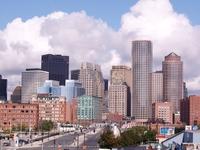 Down town Boston