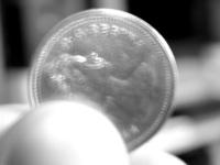 Quarter in Hand