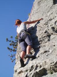 The Climber 1