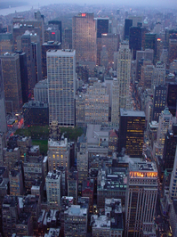 view from empire state 3