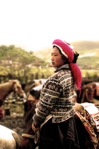 Yunnan Woman