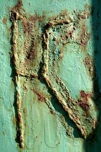 Green textures