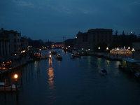 Venice night time