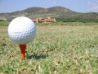 Golf Ball in Suncity (SA)