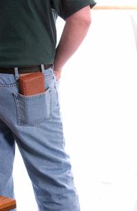 Brick in Back Pocket 1