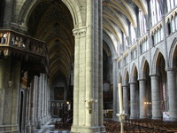 Cathedral - Liege, Belgium