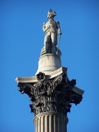 Nelson's Column Trafalgar squa