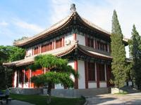 Peking University Scene 02